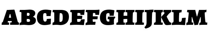 Alegreya SC Black Font LOWERCASE
