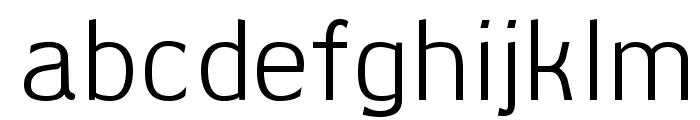 AleksandraC Font LOWERCASE