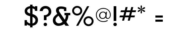 AlexandriaFLF-Bold Font OTHER CHARS