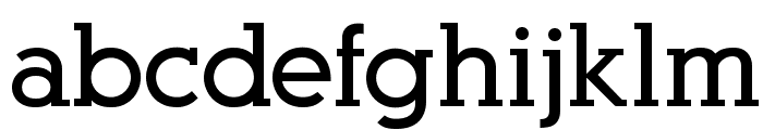 AlexandriaFLF-Bold Font LOWERCASE