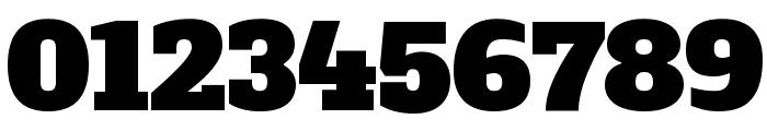 Alfa Slab One Font OTHER CHARS