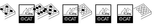 Alfabilder Font OTHER CHARS