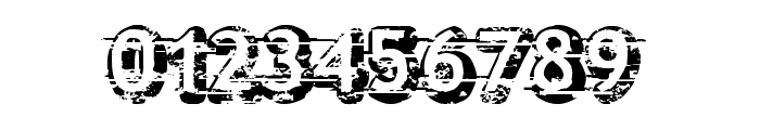 Alfred 24 Font OTHER CHARS