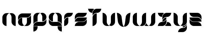 Alice Font LOWERCASE