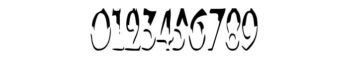 Alien Script Font OTHER CHARS