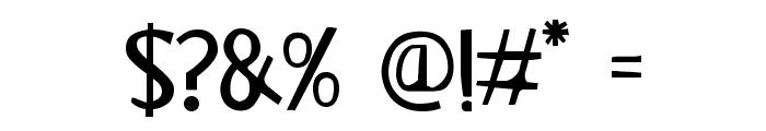AlienzMonkey Font OTHER CHARS