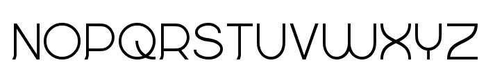 Alighty Nesia Bold Font UPPERCASE