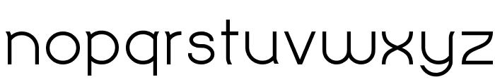 Alighty Nesia Bold Font LOWERCASE