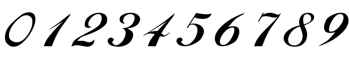 Alison Regular Font OTHER CHARS