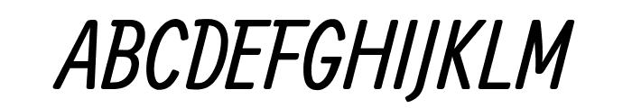 Allan Regular Font UPPERCASE
