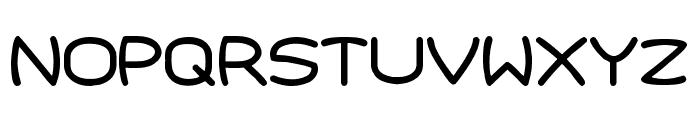 Allegory Font UPPERCASE