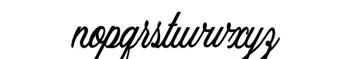Allicia Personal Use   Cursive Font LOWERCASE