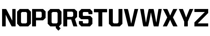 Allstar4 Font UPPERCASE