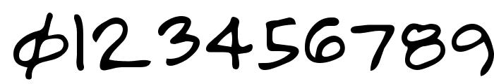 Almagro Regular Font OTHER CHARS