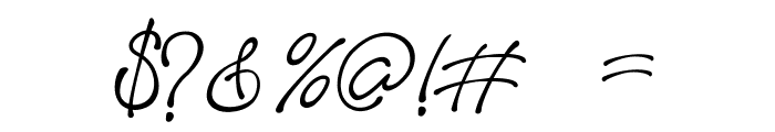 Almairah01 Font OTHER CHARS