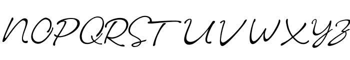 Almairah01 Font UPPERCASE