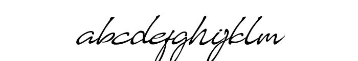 Almairah01 Font LOWERCASE
