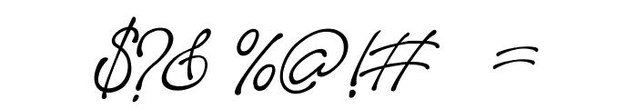 Almairah02 Font OTHER CHARS