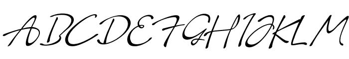 Almairah02 Font UPPERCASE