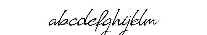 Almairah02 Font LOWERCASE