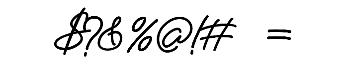 Almairah03 Font OTHER CHARS