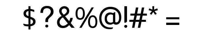 Almarai Font OTHER CHARS