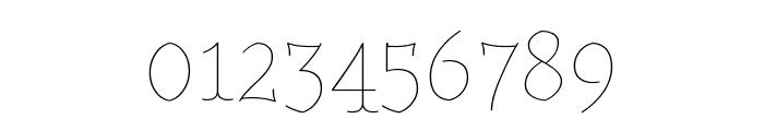 Almendra Display Regular Font OTHER CHARS