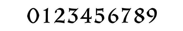 Almendra SC Font OTHER CHARS