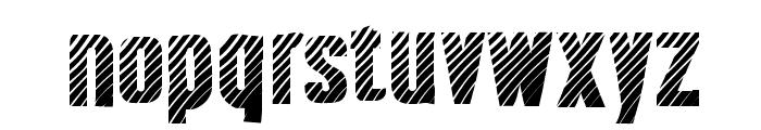 AlmonteWoodgrain-Regular Font LOWERCASE