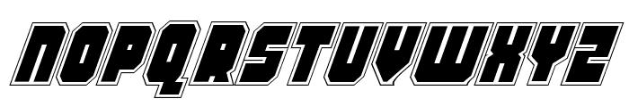 Alpha Taurus Pro Italic Font UPPERCASE