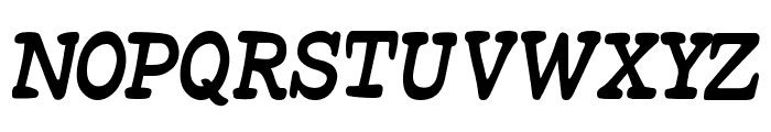 Alpha54 Font UPPERCASE