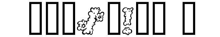 AlphaSmoke Font OTHER CHARS