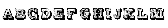 Alphabet Fantasie Regular Font LOWERCASE