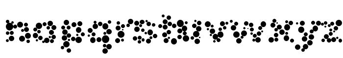 Alphabet_05 Font LOWERCASE