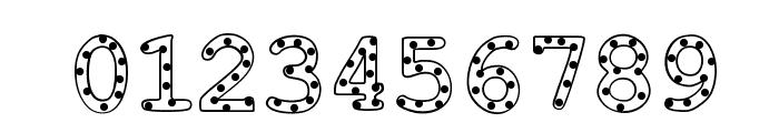AlphabeticSprinkles Font OTHER CHARS