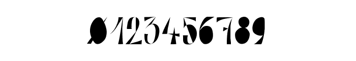 Alphabits-Fat Font OTHER CHARS