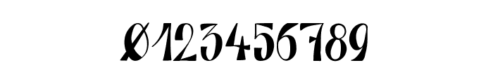 Alphabits-Regular Font OTHER CHARS