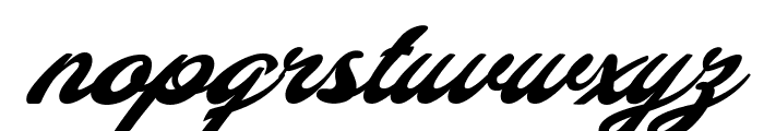 Altavista Personal Use Font LOWERCASE