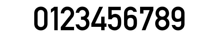 Alte DIN 1451 Mittelschrift Font OTHER CHARS