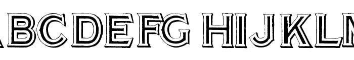 Altea Font UPPERCASE