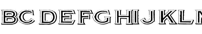 Altea Font LOWERCASE