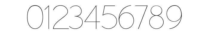 Altera - Regular Font OTHER CHARS