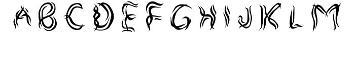 Alterna Font UPPERCASE