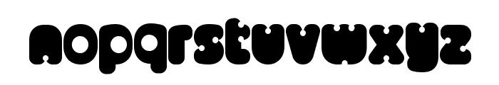 AlternativeNineties Font LOWERCASE