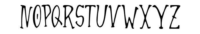 Always Joking Font UPPERCASE