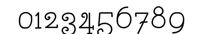 AlwaysHereToo Font OTHER CHARS