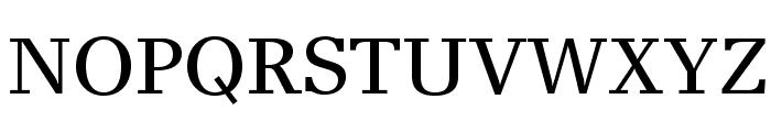 AlyssaOpti Font UPPERCASE