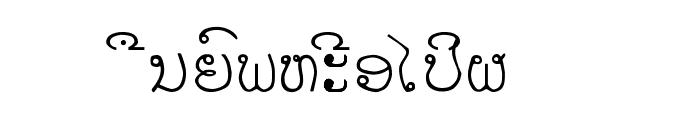 alice_1 Medium Font LOWERCASE