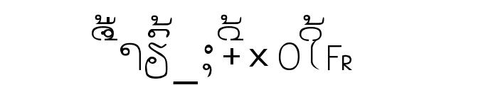 alice_4 Medium Font UPPERCASE