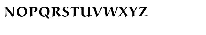 Alcuin Small Caps Regular Font LOWERCASE